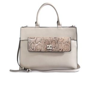 The Limited Taupe Tote